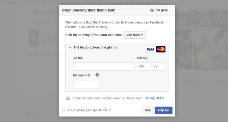 Hướng dẫn chạy quảng cáo facebook từ A - Z